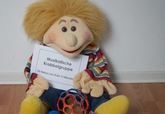 Musikkurse für Babys und Kleinkinder